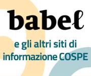 Babel e siti informazione COSPE (Banner)