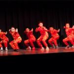 Scuola cinese, lo spettacolo di fine anno