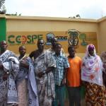 Bath house: un'esperienza partecipativa della comunità di Bankyim, Ghana