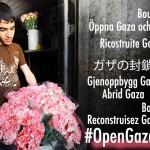 #OpenGaza: firma la petizione