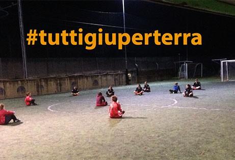 #tuttigiuperterra: sit-in per sensibilizzare sul Mediterraneo