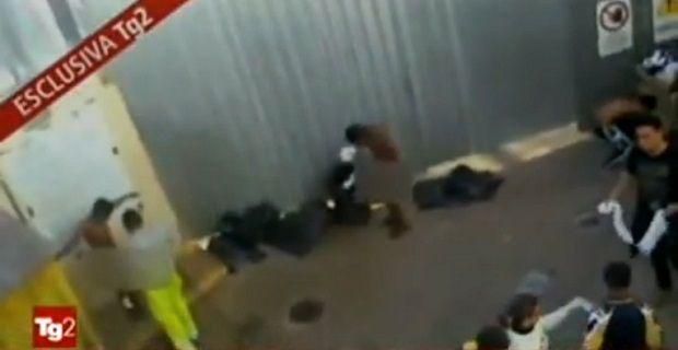 Il video shock girato nel Cie di Lampedusa