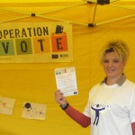 Operation vote - progetto COSPE