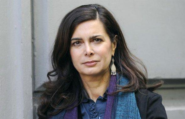 Solidarietà con Laura Boldrini