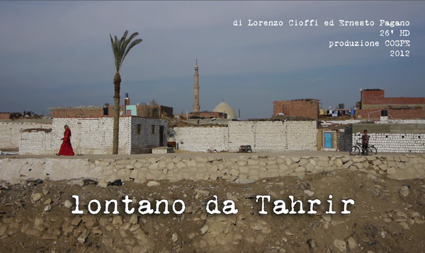 Lontano da Tahrir COSPE