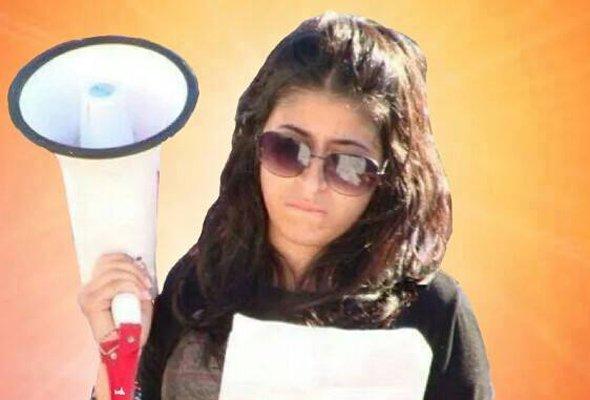 Marocco: libertà per Wafaa Charaf!