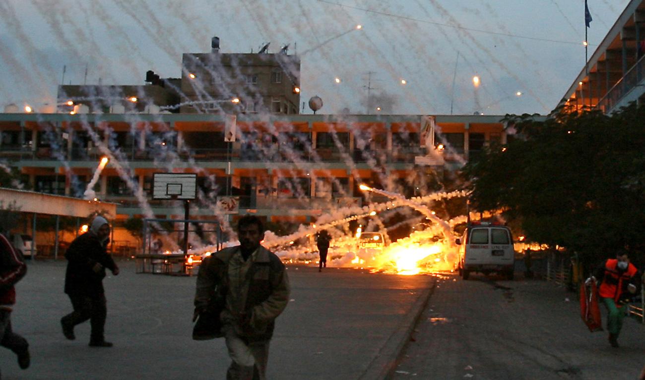 Emergenza sanitaria a Gaza