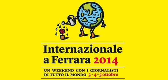 Cospe ad Internazionale 2014 a Ferrara