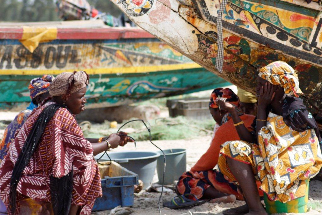 Diritti delle donne e pesca in Senegal - COSPE