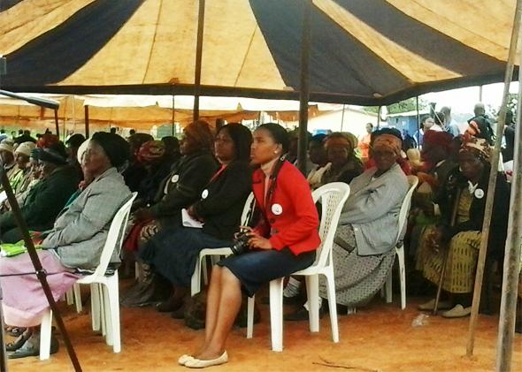 Swaziland - contro la violenza sulle donne
