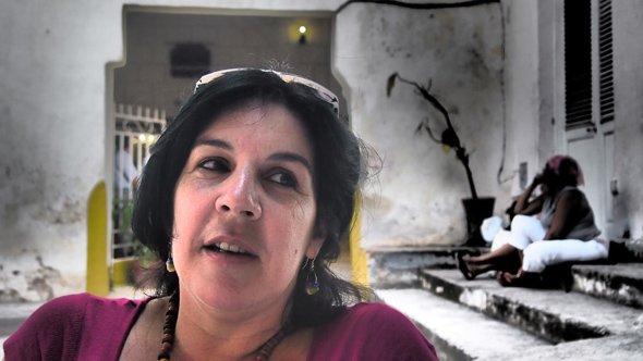 Danae Diéguez: cultura femminista a Cuba