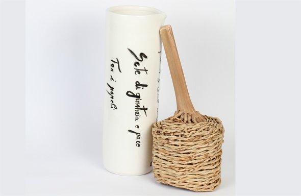 "Arte e pace: ""The Water Jar"""
