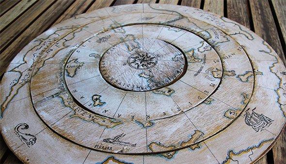 Mediterraneo mappa COSPE