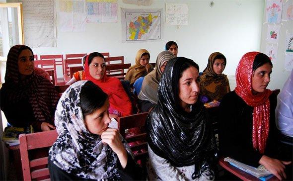 COSPE in Afghanistan - Vite Preziose