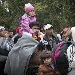 Migranti - Foto di Giuseppe Chiantera