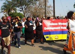 Swaziland: in marcia per i diritti delle donne