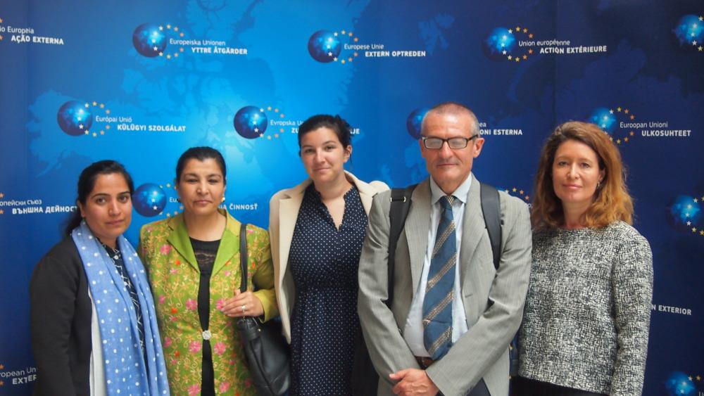 I diritti delle donne afgane per la prima volta al for Donne parlamento italiano
